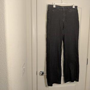 NYD jeans trouser cut dark wash size 12